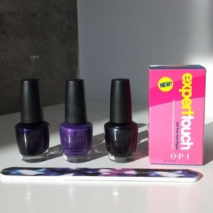 OPI Nail Lacquer Collection. Full Size